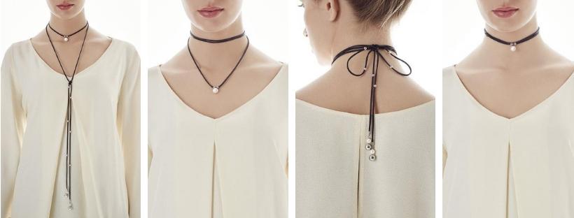 collar corbatín