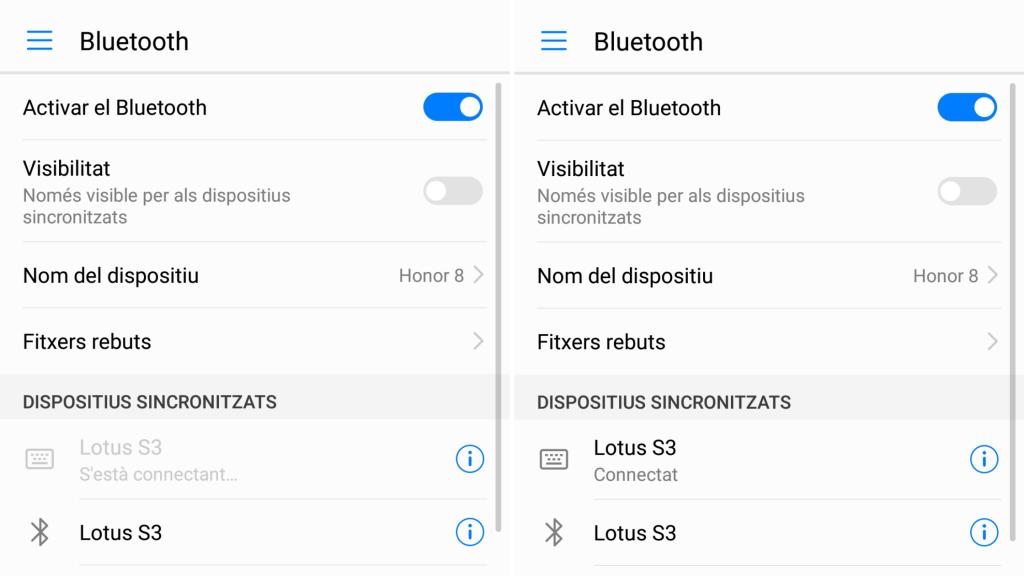 LOTUS Smartwatch Bluetooth