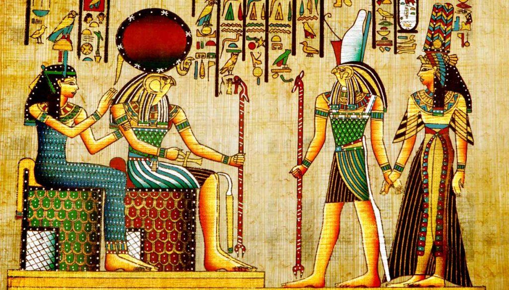 joyeria animal egipcia