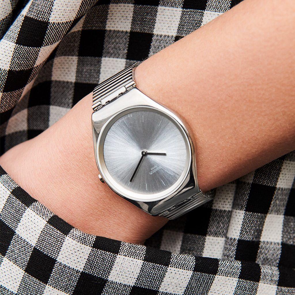 relojes swatch irony